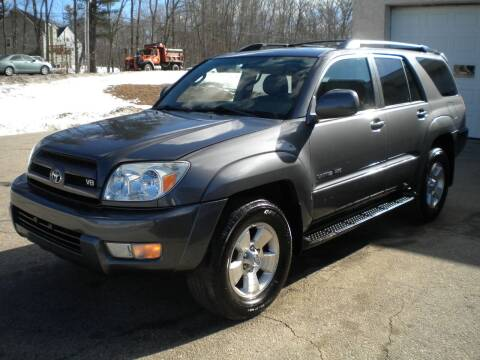 2005 Toyota 4Runner for sale at Route 111 Auto Sales in Hampstead NH