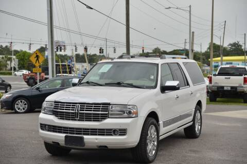 2012 Lincoln Navigator L for sale at Motor Car Concepts II - Kirkman Location in Orlando FL