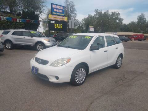 2005 Toyota Matrix for sale at Right Choice Auto in Boise ID