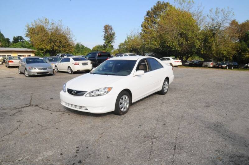 2006 Toyota Camry for sale at RICHARDSON MOTORS USED CARS - Buy Here Pay Here in Anderson SC
