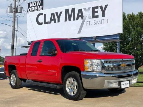 2013 Chevrolet Silverado 1500 for sale at Clay Maxey Fort Smith in Fort Smith AR