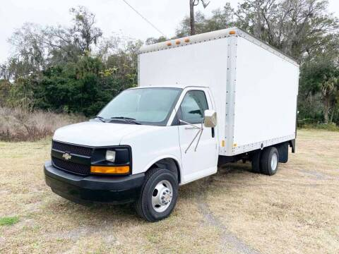 2005 Chevrolet Express Cargo for sale at Scruggs Motor Company LLC in Palatka FL