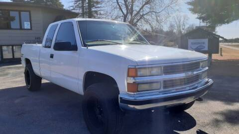 1998 Chevrolet C/K 1500 Series for sale at Shores Auto in Lakeland Shores MN