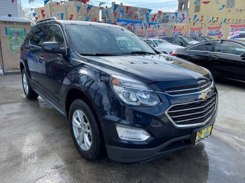 2017 Chevrolet Equinox for sale at Elite Automall Inc in Ridgewood NY