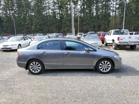 2010 Honda Civic for sale at WILSON MOTORS in Spanaway WA