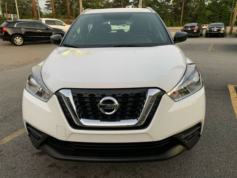 2019 Nissan Kicks for sale at Georgia Car Shop in Marietta GA