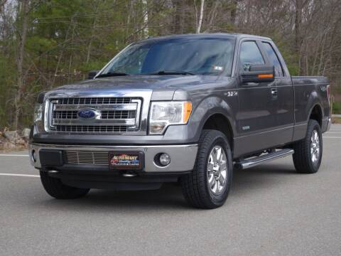 2013 Ford F-150 for sale at Auto Mart in Derry NH