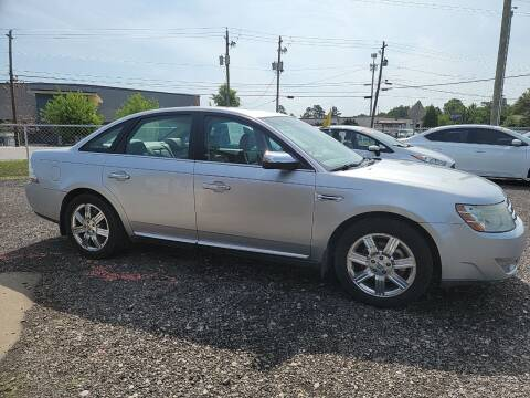 2009 Ford Taurus for sale at Dick Smith Auto Sales in Augusta GA