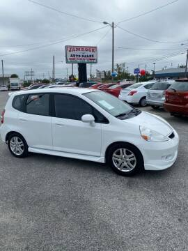 2007 Honda Fit for sale at Jamrock Auto Sales of Panama City in Panama City FL
