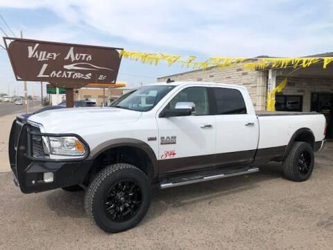 2018 RAM Ram Pickup 3500 for sale at Valley Auto Locators in Gering NE