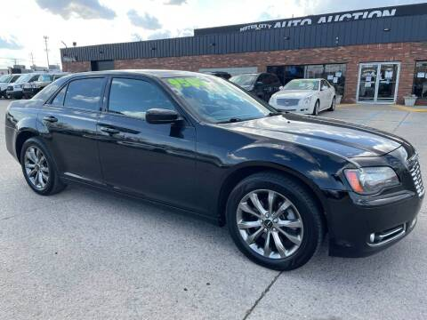 2014 Chrysler 300 for sale at Motor City Auto Auction in Fraser MI