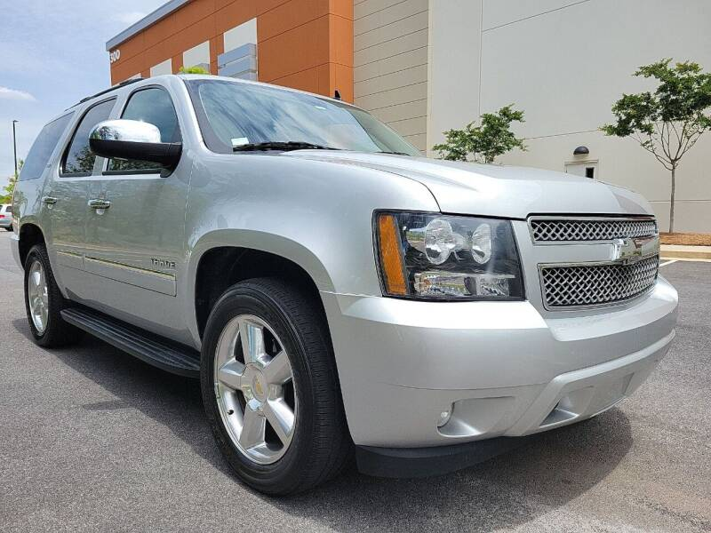 2013 Chevrolet Tahoe for sale at ELAN AUTOMOTIVE GROUP in Buford GA