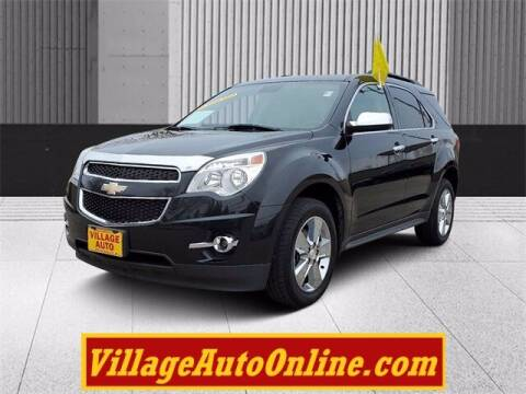 2014 Chevrolet Equinox for sale at Village Auto in Green Bay WI