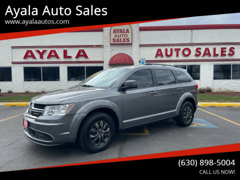 2012 Dodge Journey for sale at Ayala Auto Sales in Aurora IL