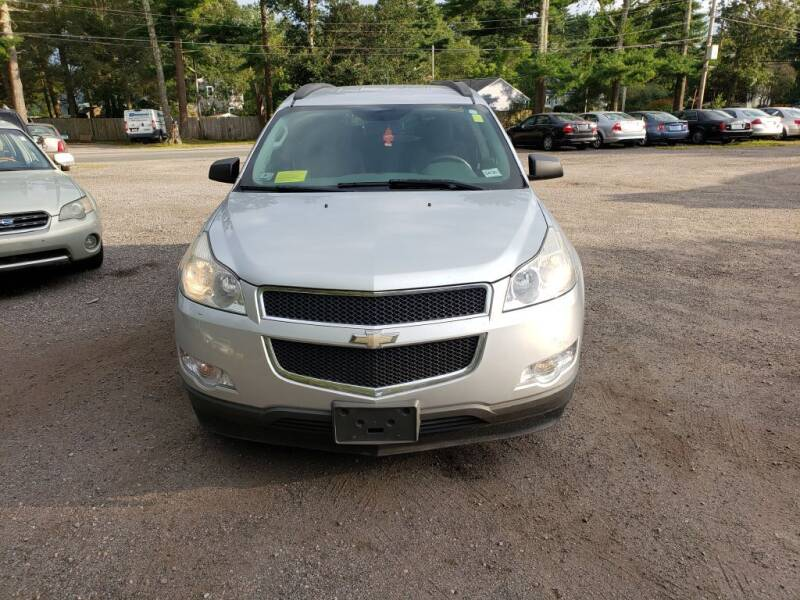 2011 Chevrolet Traverse for sale at 1st Priority Autos in Middleborough MA
