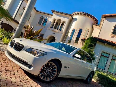 2011 BMW 7 Series for sale at Mirabella Motors in Tampa FL