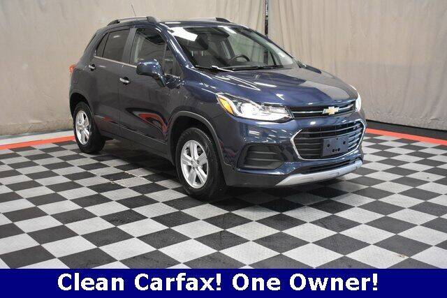 2018 Chevrolet Trax for sale at Vorderman Imports in Fort Wayne IN