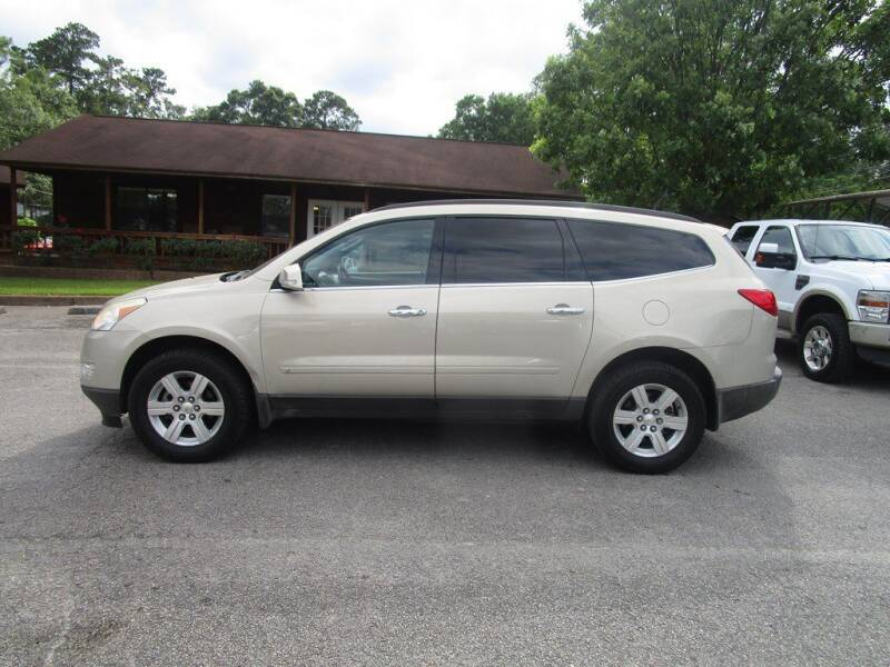 2010 Chevrolet Traverse for sale at Victory Motor Company in Conroe TX