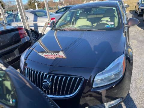 2011 Buick Regal for sale at Certified Motors in Bear DE
