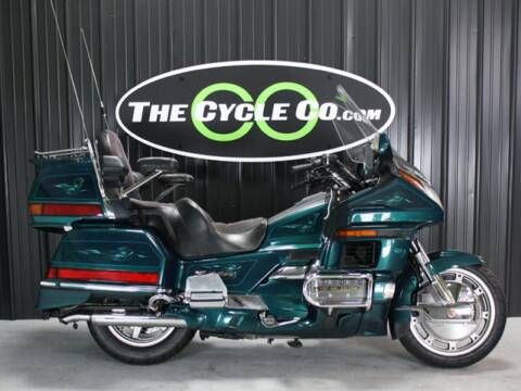 1996 Honda GL 1500 SE GOLDWING ASPENCADE for sale at THE CYCLE CO in Columbus OH