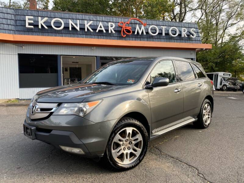 2007 Acura MDX for sale at Ekonkar Motors in Scotch Plains NJ