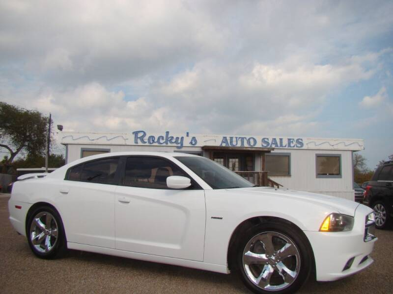 2011 Dodge Charger for sale at Rocky's Auto Sales in Corpus Christi TX