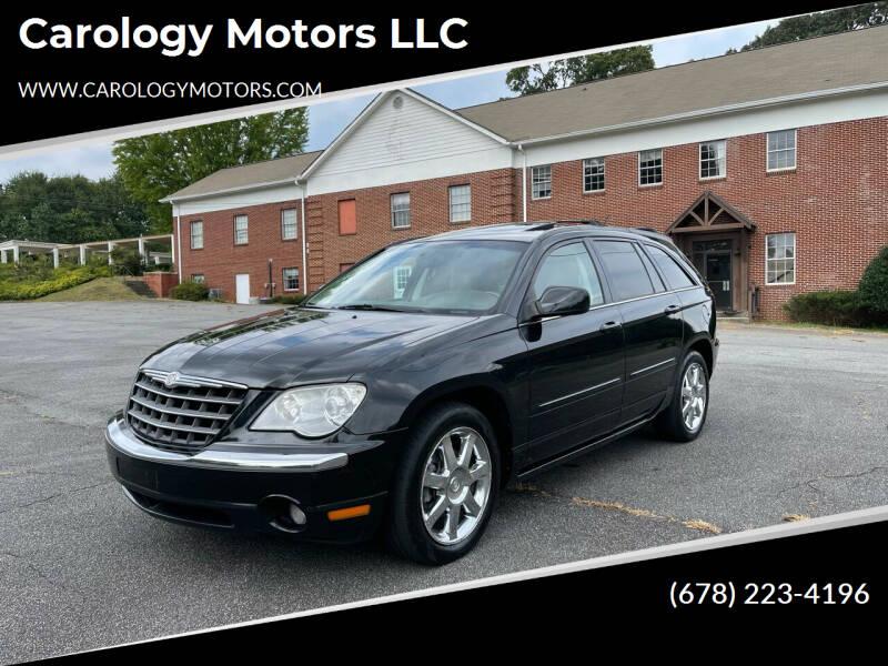 2007 Chrysler Pacifica for sale at Carology Motors LLC in Marietta GA