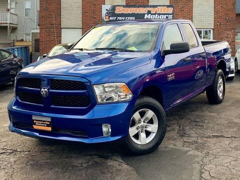 2018 RAM Ram Pickup 1500 for sale at Somerville Motors in Somerville MA