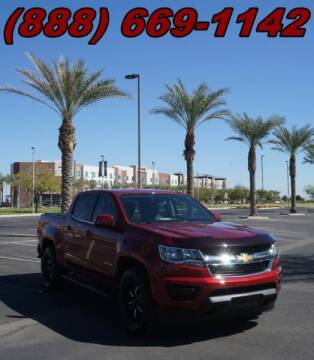 2018 Chevrolet Colorado for sale at Motomaxcycles.com in Mesa AZ