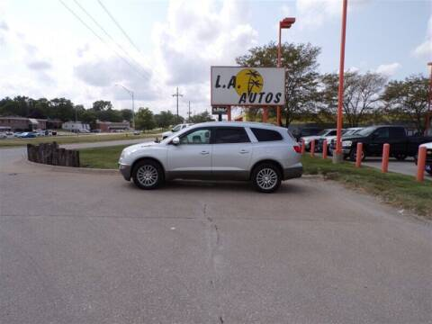 2010 Buick Enclave for sale at L A AUTOS in Omaha NE