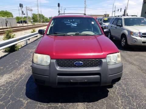 2004 Ford Escape for sale at Discovery Auto Sales in New Lenox IL