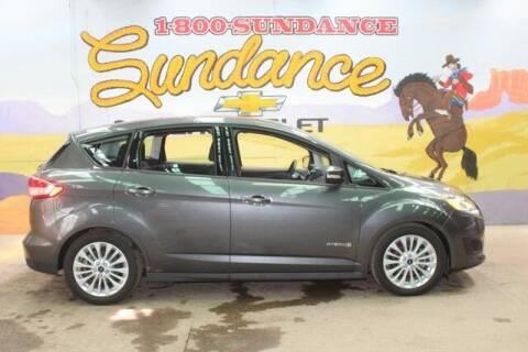 2017 Ford C-MAX Hybrid for sale at Sundance Chevrolet in Grand Ledge MI