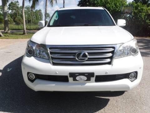 2011 Lexus GX 460 for sale at Seven Mile Motors, Inc. in Naples FL