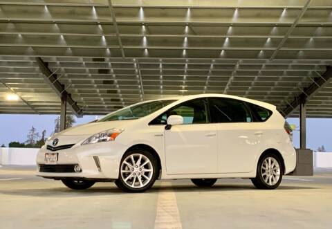 2013 Toyota Prius v for sale at Car Hero LLC in Santa Clara CA