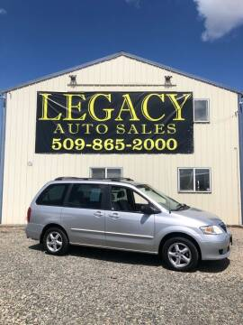 2003 Mazda MPV for sale at Legacy Auto Sales in Toppenish WA