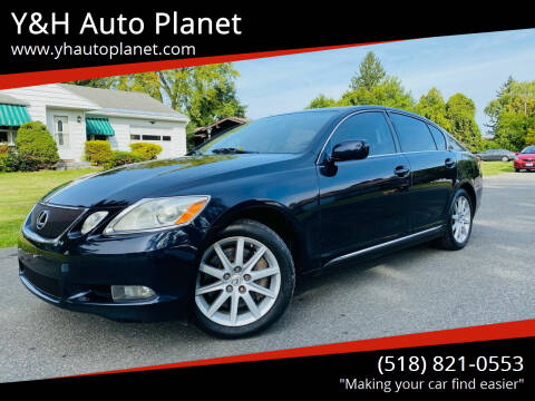 2007 Lexus GS 350 for sale at Y&H Auto Planet in West Sand Lake NY