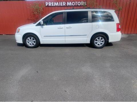 2012 Chrysler Town and Country for sale at PREMIERMOTORS  INC. in Milton Freewater OR