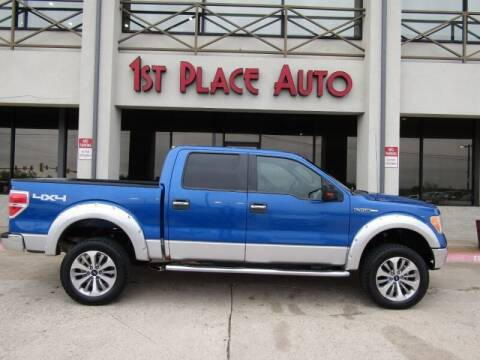 2013 Ford F-150 for sale at First Place Auto Ctr Inc in Watauga TX