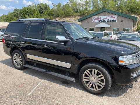 2007 Lincoln Navigator for sale at Gilly's Auto Sales in Rochester MN