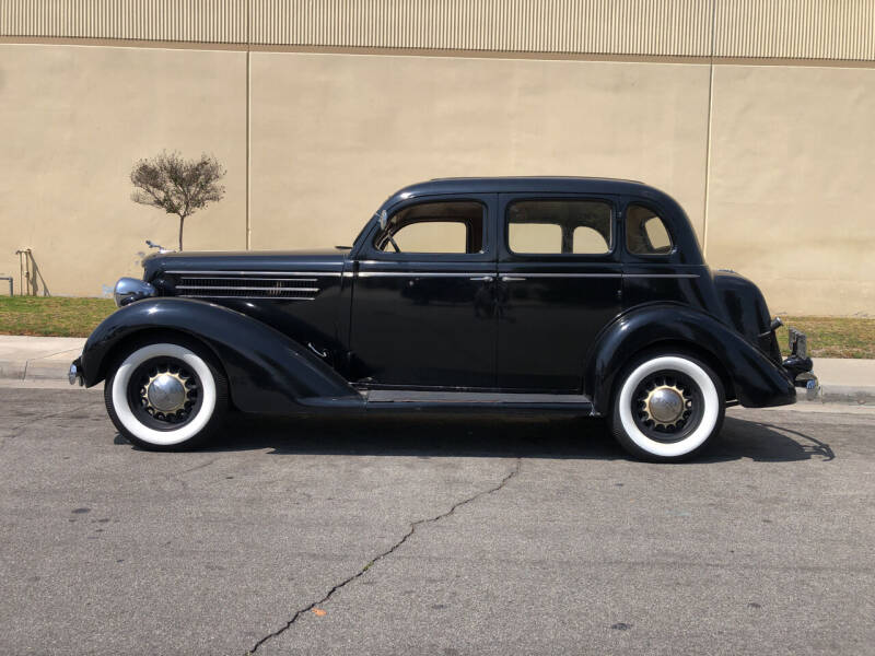 1935 Dodge 4 Door for sale at HIGH-LINE MOTOR SPORTS in Brea CA
