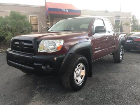 2008 Toyota Tacoma for sale at Saipan Auto Sales in Houston TX