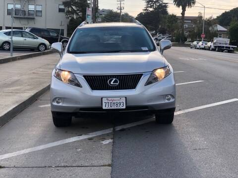 2011 Lexus RX 350 for sale at Car House in San Mateo CA