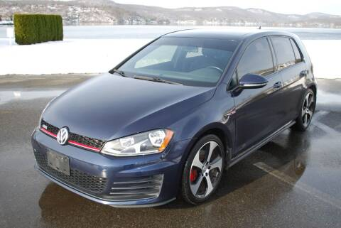 2016 Volkswagen Golf GTI for sale at New Milford Motors in New Milford CT