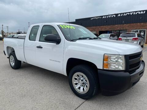 2013 Chevrolet Silverado 1500 for sale at Motor City Auto Auction in Fraser MI