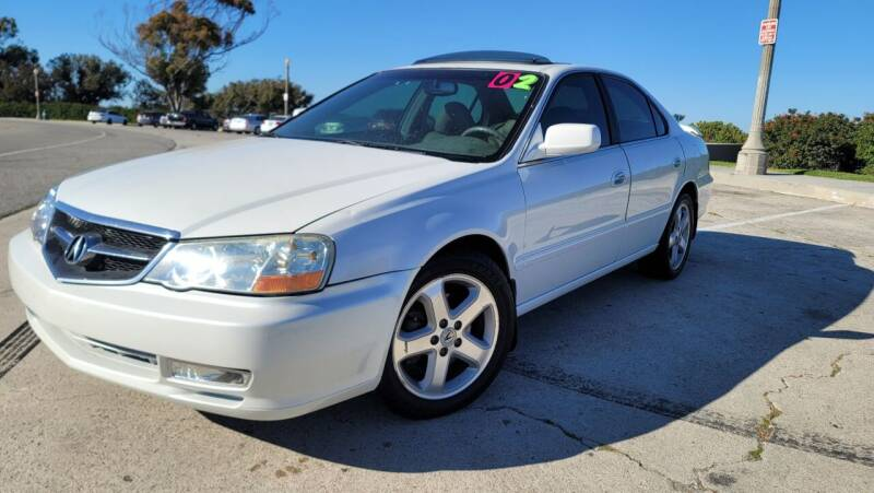 2002 Acura TL for sale at L.A. Vice Motors in San Pedro CA