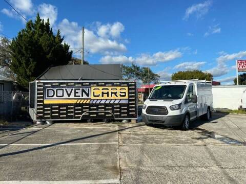 2015 Ford Transit Cutaway for sale at DOVENCARS CORP in Orlando FL