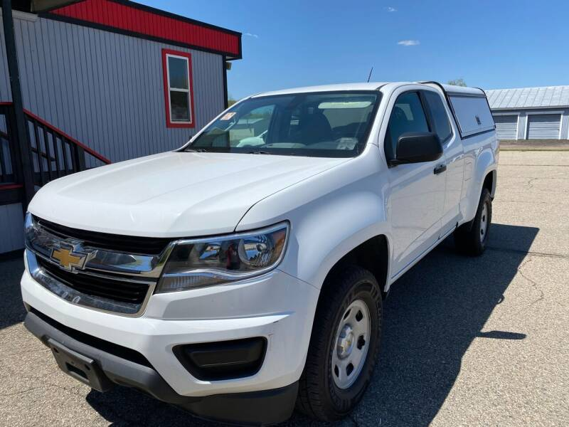 2015 Chevrolet Colorado for sale at Southern Auto Sales in Clinton MI