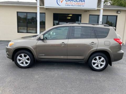 2012 Toyota RAV4 for sale at Carolina Auto Credit in Youngsville NC
