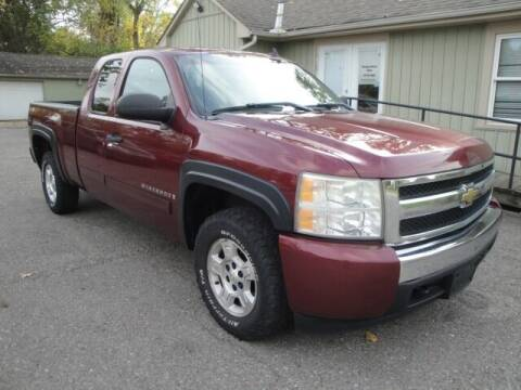 2008 Chevrolet Silverado 1500 for sale at Columbus Car Company LLC in Columbus OH