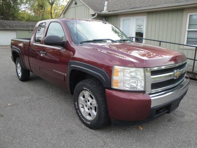 2008 Chevrolet Silverado 1500 for sale at Columbus Car Company LLC in Columbus OH